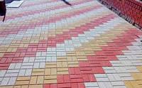 Асфальтирование,укладка тротуарной плитки.