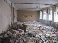 Промышленный демонтаж кирпичных зданий, демонтаж железобетонных конструкций
