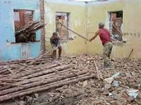 Снос зданий и сооружение, подготовка к постройке.