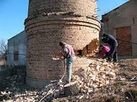 Снос домов и построек