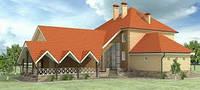 Строительство каркасного дома в Днепре