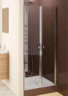 Душевые двери Aquaform Glass 5 80x185 маятниковые (103-06355)