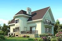 Построим дом с нуля в Днепропетровске