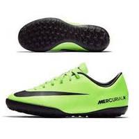 Сороконожки Nike Kids Mercurial TF 831949-303 JR