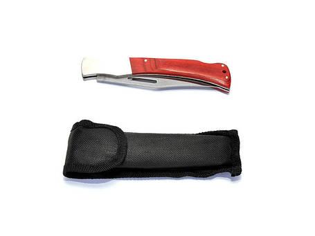 Нож складной бордо №1, фото 2