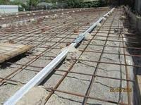 Строительство плитных фундаментов