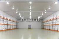 Холодильные склады, овощехранилища