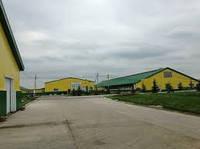 Строительство Животноводческий комплекс беспривязного содержания на 1160 голов с поголовьем КРС
