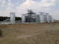 Строительство агропромышленных комплексов по очистке, сушке и хранению зерновых культур