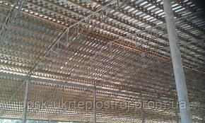 """Строительство навесов из металлоконструкций - Строительная фирма """"Budstroyka"""" в Днепре"""