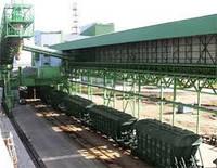 Комплекс для разгрузки вагонов, строительство