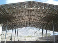 Строительство Ангаров и Зернохранилищ каркасного типа