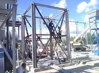 Металлоконструкции (ворота, перила, козырек, ангары, рекламные конструкции, поднавесы)