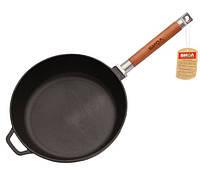 Сковорода чугунная биол 26 см