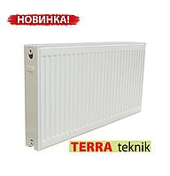 Радиатор стальной 22 тип низ 300x400 TERRA TEKNIK Турция