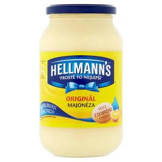 Майонез Hellmann's Originalny majonez 650 ml, фото 2