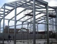 Строительство металлических конструкций