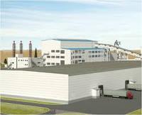 Строительство заводов химической промышленности Украина