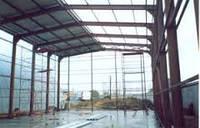 Монтаж быстровозводимых зданий и сооружений