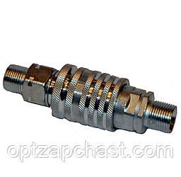 Муфта ЕВРО S32 разрывная (клапан)  (M27х1,5-M27x1,5) (Н.036.52.000к)