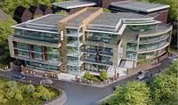 Возведение жилищно-офисных комплексов
