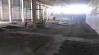 Ремонт бетонных промышленных полов в Украине