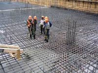 Монолит бетонный, работы по формированию монолитных бетонных конструкций, заливка бетона, бетонные конструкции