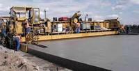Комплекс работ по устройству асфальто-бетонных покрытий
