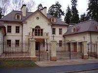Строительство коттеджей, особняков в Украине