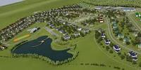 Строительство коттеджных поселений