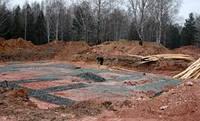 Подготовка к строительству дома