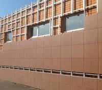 Монтаж подсистемы для навесного вентилируемого фасада
