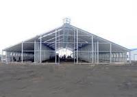 Строительство коровников по проекту ЛСТК Днепр (Днепропетровск)