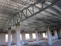 """Строительство гаражей, навесов для машин ЛСТК - Строительная фирма """"Budstroyka"""" в Днепре"""
