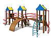 Детский игровой комплекс Малыш БК-705М