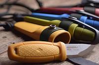 Нож morakniv (мора) Eldris Colour Mix 1.0 YELLOW