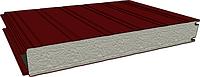 Монтаж стеновых сэндвич панелей