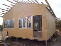 Строительство домов ЛСТК-профиль