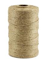 Джутовая нить (шпагат), ТМ BIRLIK 250 гр (длина 200 м)
