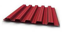 Профнастил  35 толщина 0,45мм RAL 3031 Ориент красный