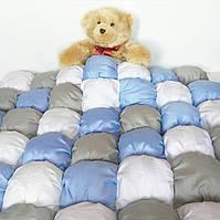 Объемное одеяло - покрывало Бомбон, фото 1