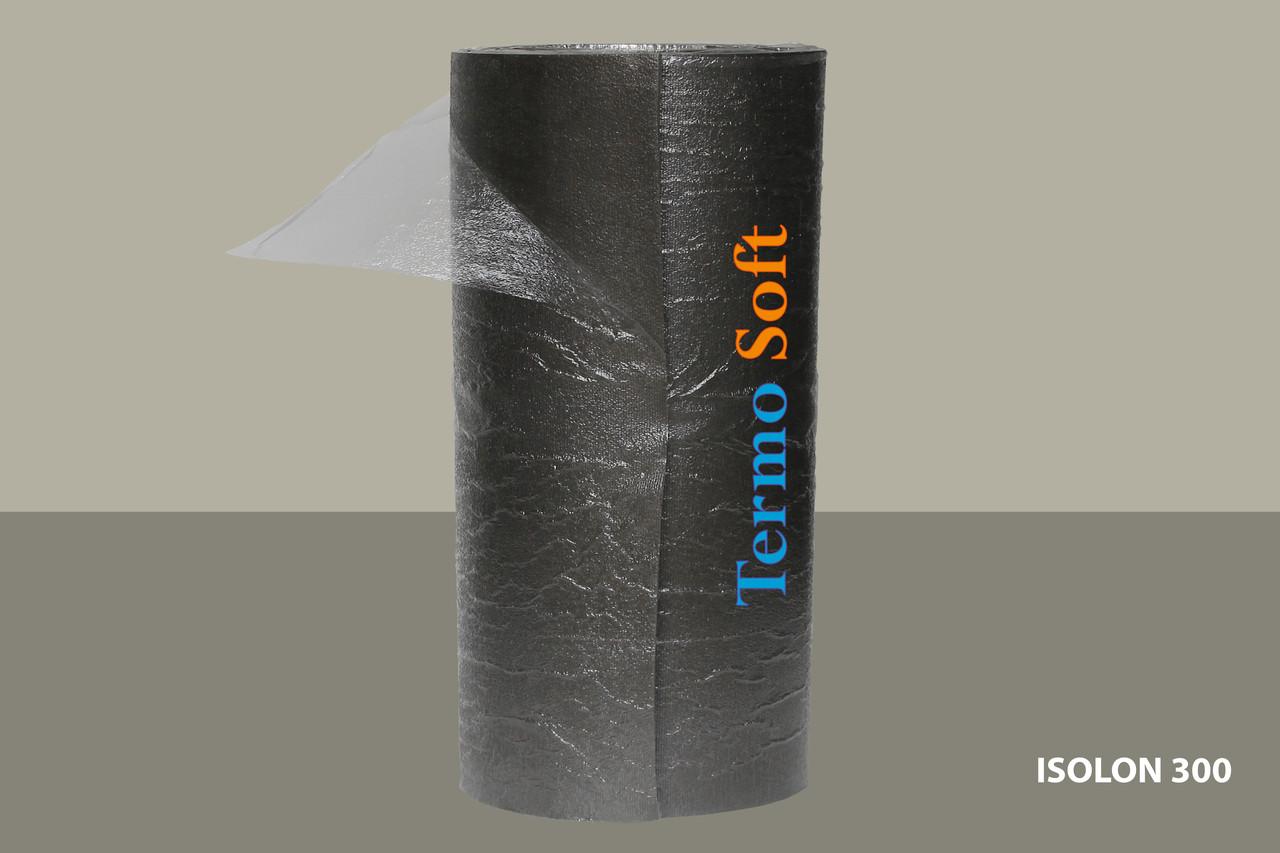 Материал для теплоизоляции и шумоизоляции. Вспененный полиэтилен ППЭ НХ самоклеющийся-8мм