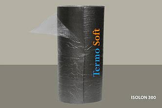 Шумоизоляция и теплоизоляция клеевая. Вспененный полиэтилен ППЭ НХ самоклеющийся-10мм