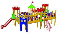 Детский игровой комплекс «Замок» БК-7093