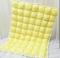 Объемное одеяло - покрывало Бомбон