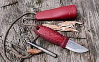 Нож morakniv (мора) Eldris Colour Mix 2.0 RED