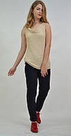 Легкая ажурная блузка-майка Sophene Турция