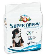 Пеленки для собак Super Nappy 60х60см