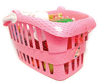 Корзинка для супермаркета с набором продуктов Орион
