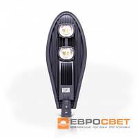 Светильник LED уличный консольный ST-100-04 100Вт 6400К 9000Лм серый, фото 1